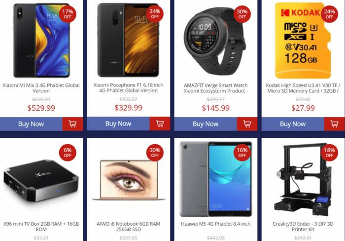 výprodej elektroniky