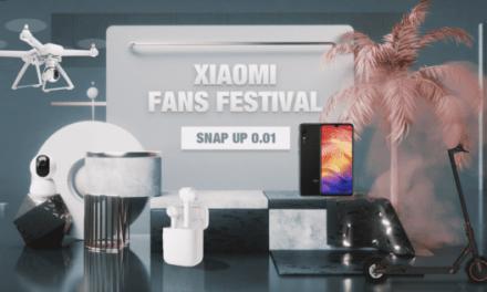 Xiaomi Mi Fan Festival na Banggoodu