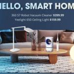 Výprodej produktů do chytré domácnosti