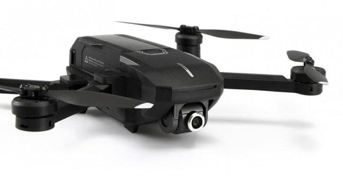 Yuneec Mantis Q - malý dron se 4K kamerou