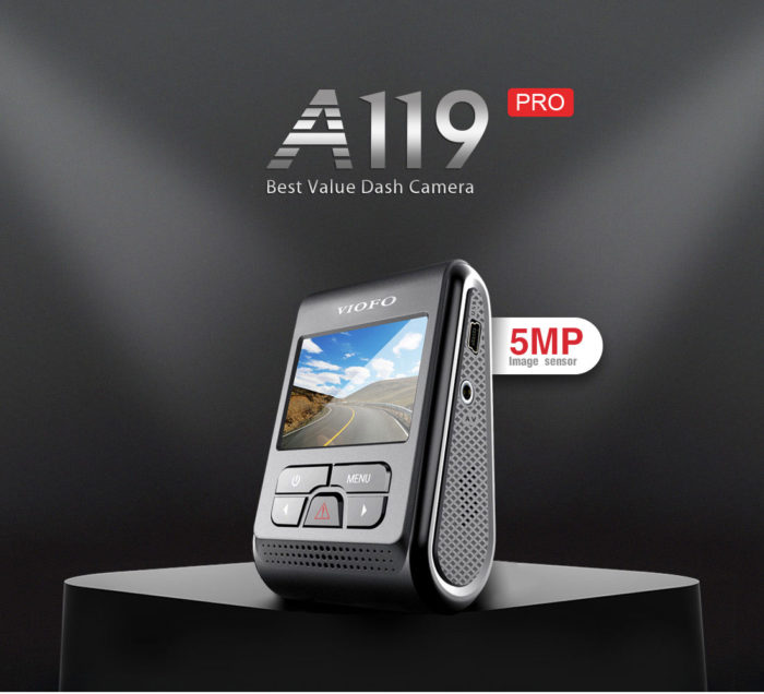 GitUp Viofo A199 Pro