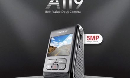 Autokamera GitUp Viofo A199 Pro s GPS jen za 2399 Kč