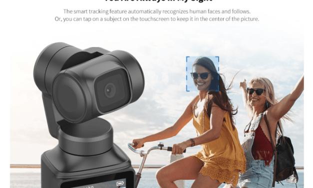 4K kamera Fimi Palm v akci