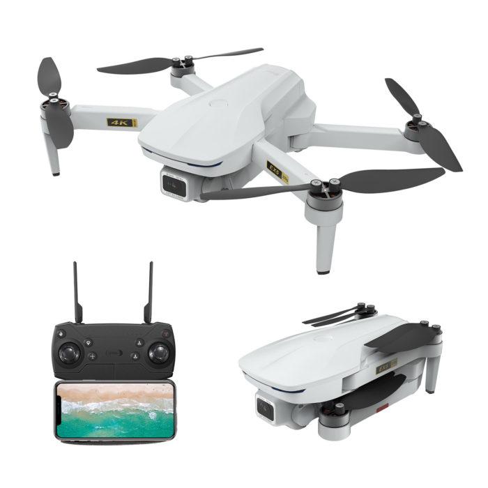 Eachine ex5 - levný 4K dron s doletem až 1 km
