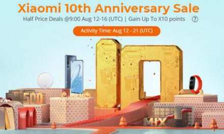 Slevy k 10. narozeninám Xiaomi