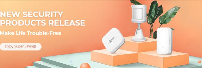 S těmito gadgety si snadno zabezpečíte domov