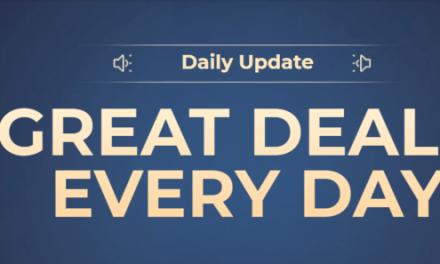 Denní dávka akčních produktů