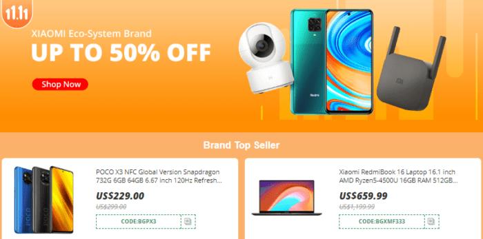 Věci od Xiaomi opět v akci
