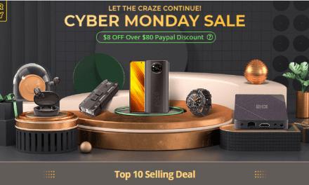 Akční nabídka k Cyber Monday
