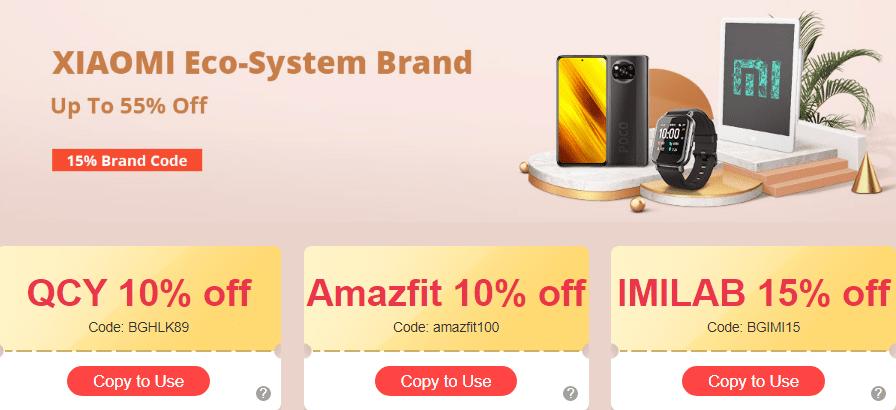 Další výprodej značky Xiaomi