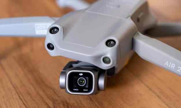 DJI Air 2S s 1″ senzorem a 5,4K videem oficiálně představen