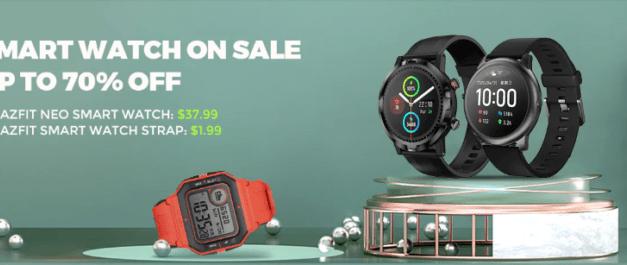 Obujte se do toho s novými chytrými hodinkami