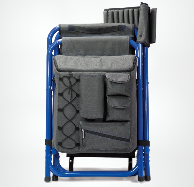 The Backpack Chair with Side Table and Cooler