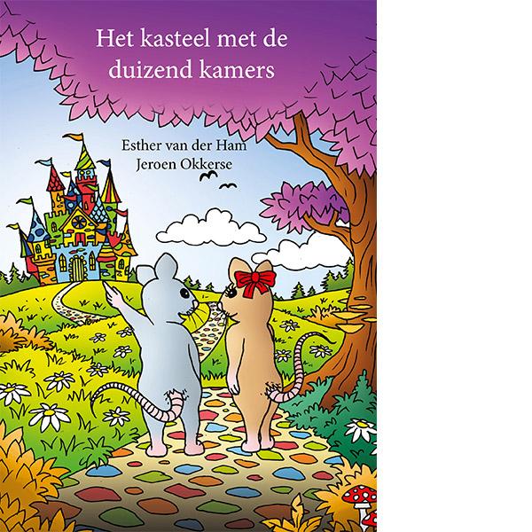 Het kasteel met de duizend kamers - Esther van der Ham