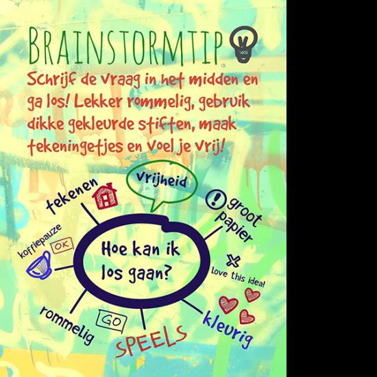 brainstormkaarten Ina Wuite