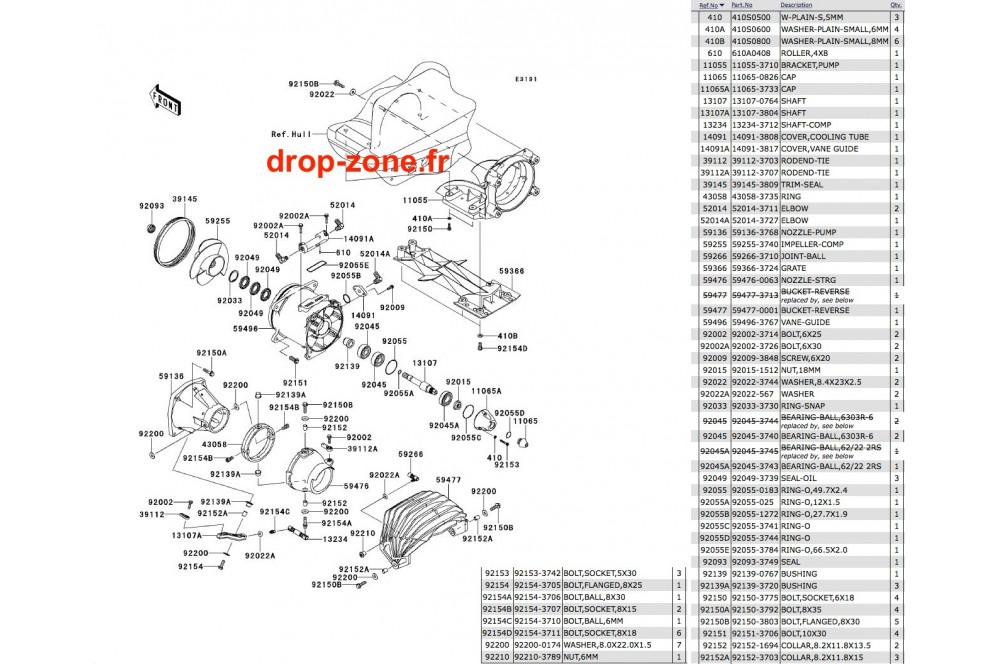 Turbine Ultra 300-X/ Ultra 300 LX 11-13 › DROP ZONE UNLIMITED