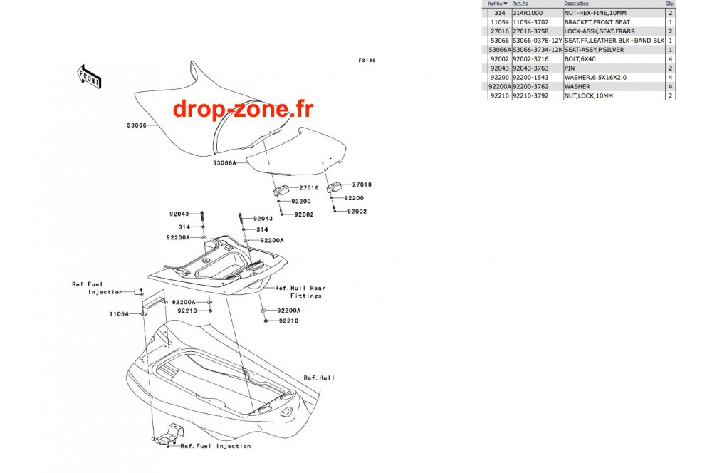 Selle Ultra 300-X 12-13 › DROP ZONE UNLIMITED