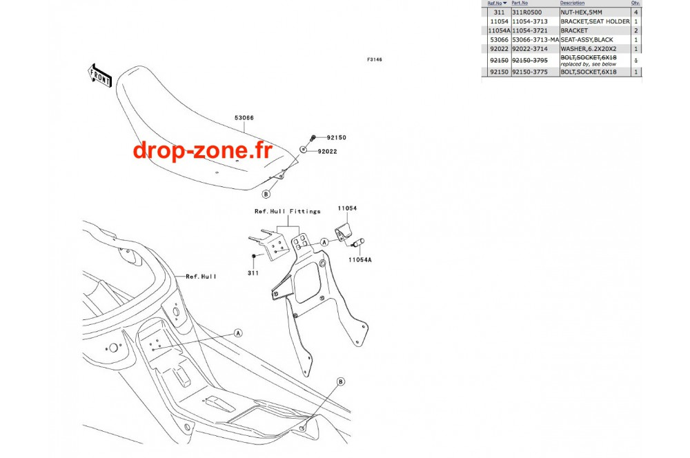 Selle X2-R 800 07 › DROP ZONE UNLIMITED