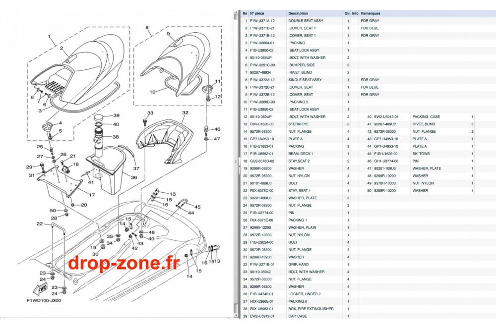 Selle FX SHO Cruiser 11/ FX HO Cruiser 10 › DROP ZONE