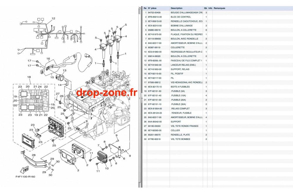 Electricité 1 V1 Sport 16 › DROP ZONE UNLIMITED