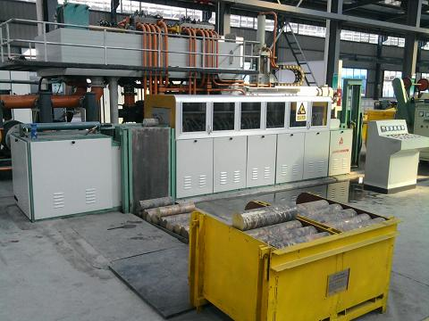 Medium Frequency Induction Heating Furnace for Drop Forging