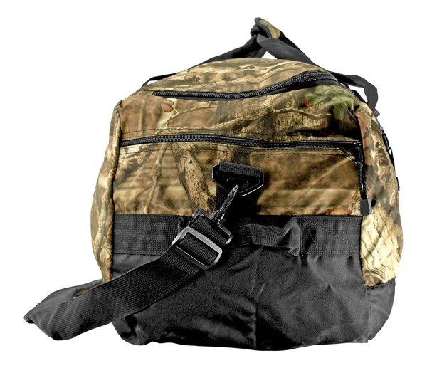 Mossy Oak Large Duffle Bag - Woodland Camo