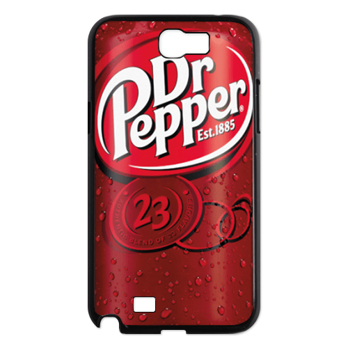 New Dr Pepper Red Drink Can Print Samsung Galaxy Note 2