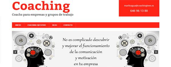 Blogs WordPress para profesionales del coaching en Málaga