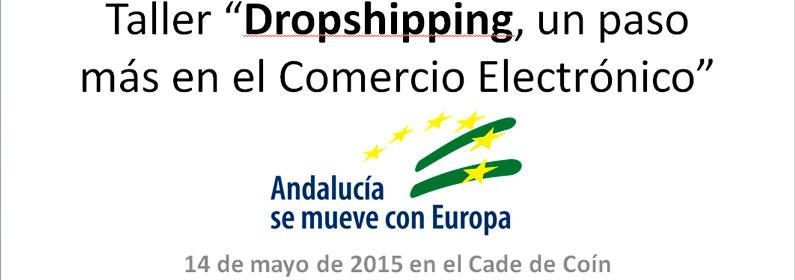 Presentación taller dropshipping y comercio electrónico