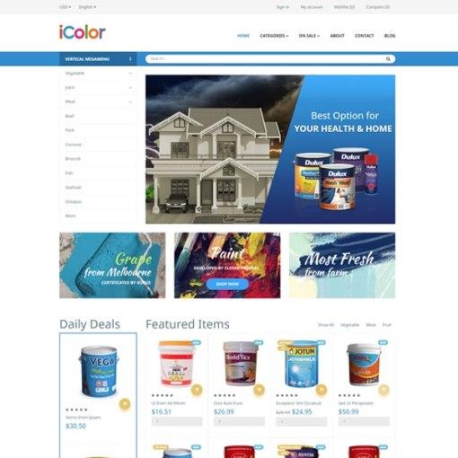 tienda online lista para vender