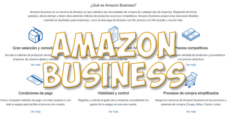 Amazon Business para empresas
