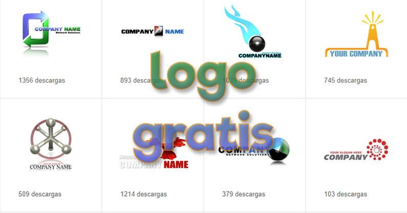 Logo gratis, cientos de plantillas gratuitas para tu logotipo