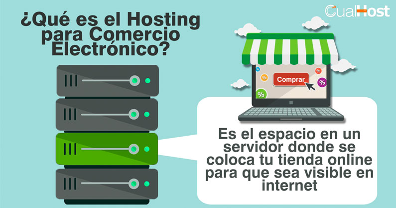 Hosting para Comercio Electrónico