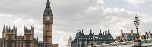 A landscape of London
