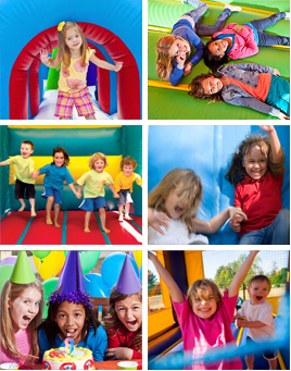 Inflatables - Bouncers - Inflatable Water Slides Baldwin County AL