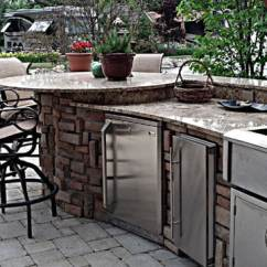 Summer Kitchens Kitchen Granite Countertop 5 Must Haves For Your Drost Landscape 2 Keep It Cool