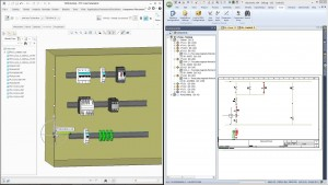 Design power of pictures for automation industrial