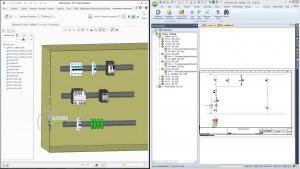 Diseño eléctrico de cuadros para Automatizaciones Industriales