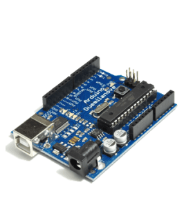 Arduino for prototyping of project Freelancer