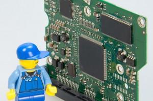 Lego electrician