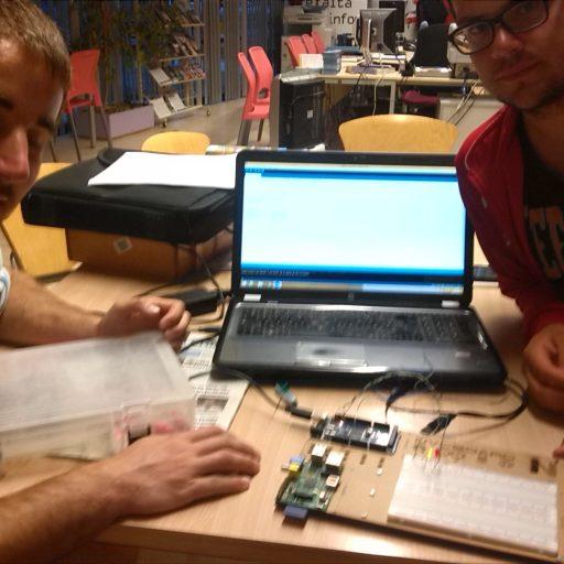 Control LED en función de la intensidad lumínica