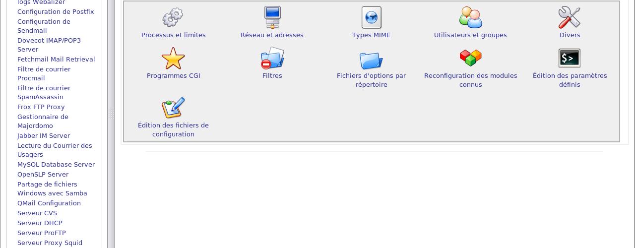 Server Ubuntu-VII-Webmin