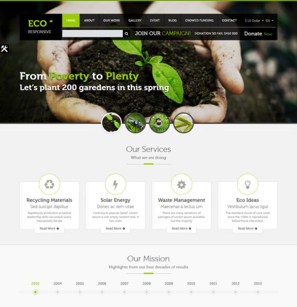 Eco ecommerce