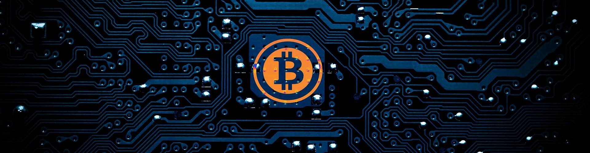 Bitcoin y otras criptomonedas.