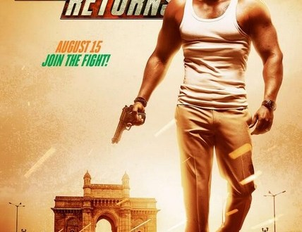 singham returns theme song new title song
