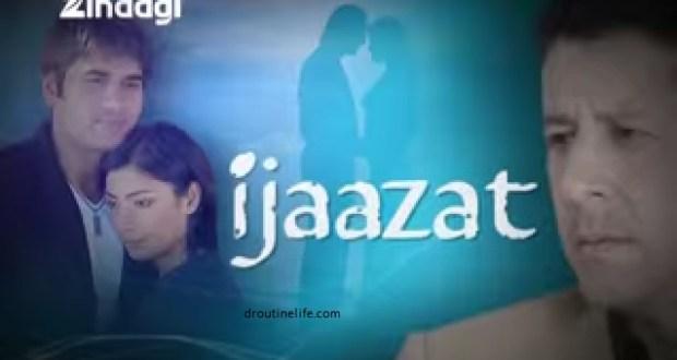 Ijjazat Serial on Zindagi | Pics | Wallpapers | Images | Posters | timings | repeat Telecast Timings | Plot | Story