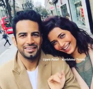 Upen Patel and Karishma Tanna   Nach Baliye 7 Contestants   Nach Baliye 2015 Contestants