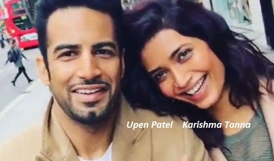 Upen Patel and Karishma Tanna | Nach Baliye 7 Contestants | Nach Baliye 2015 Contestants