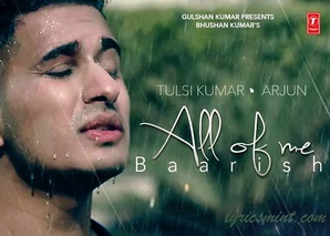 All of Me (Baarish) Lyrics