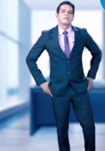 Anup Soni as Sir ji   Ji Sirji Big Magic   TV Show   Cast   Pics   Images   Photos   timings   Plot   Repeat Telecast Timings